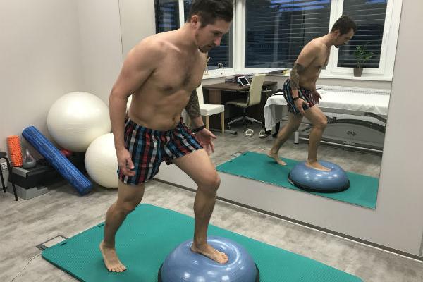 Fyzioterapie Praha 9, Horní Počernice - Senzomotorická stimulace