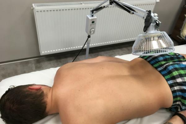 Fyzioterapie Praha 9, Horní Počernice - léčba TDP lampou