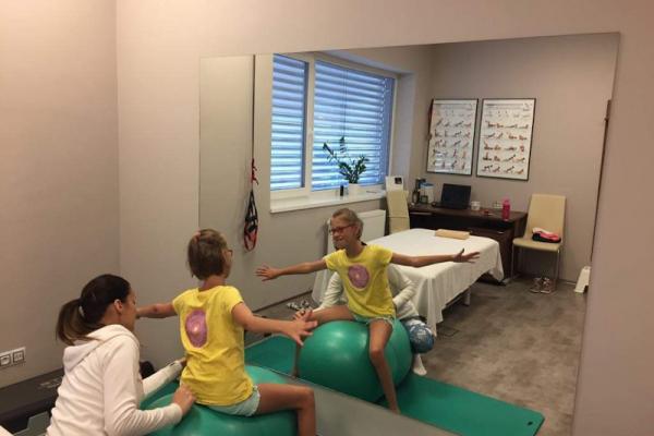 Fyzioterapie u dětí sneurologickými potížemi